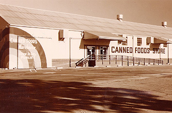 Canned Foods Store