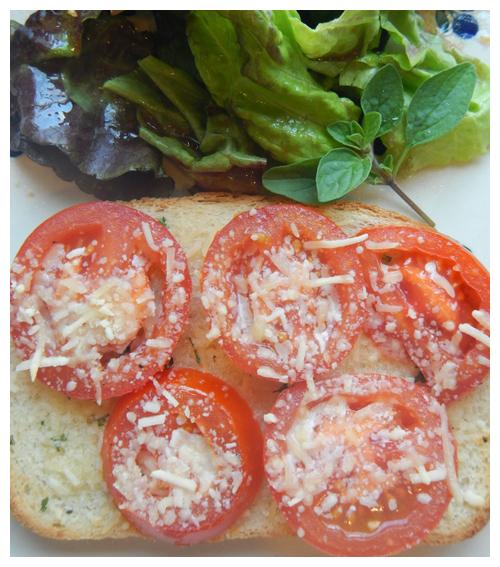 Open-Faced-Sandwich