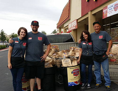SE Fresno Crew Independence from Hunger