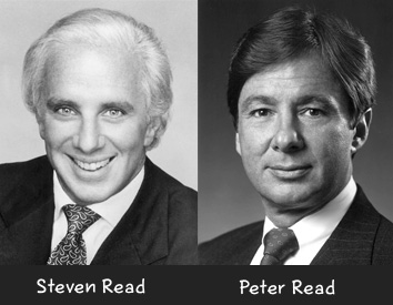 Steven and Peter Read