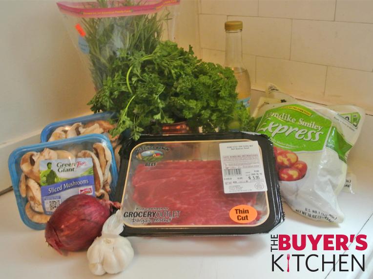 Gaucho Grilling Ingredients