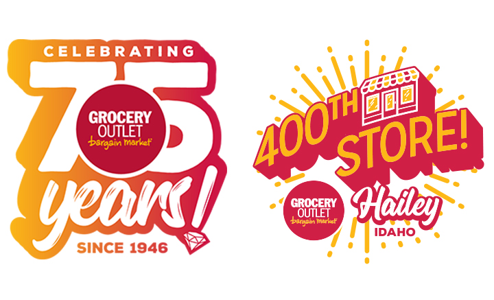 75th Anniversary and 400th Store Opens